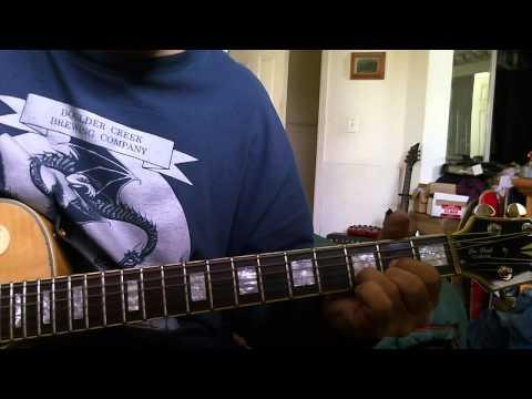 Hole Malibu Guitar Chords Lesson