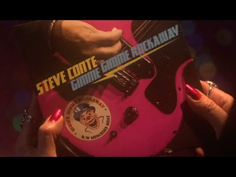 STEVE CONTE - GIMME GIMME ROCKAWAY  (Official Video)