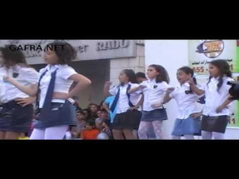 اغنية شخبط شخابيط ' كرنفال الطفولة 2010 الناصرة: