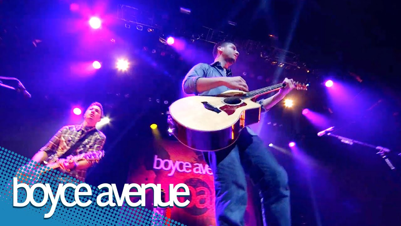 Boyce Avenue — Fix You (Live In Los Angeles)(Cover) on Spotify & Apple