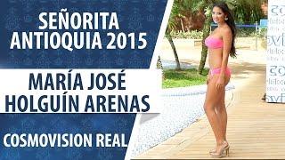 María José Holguín Arenas  / Candidata a Señorita Antioquia 2015 / Traje de Baño