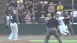Yuki Yasuda hitting (2015) / 安田裕希選手のバッティング動画