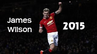 James Wilson Skills and Goals 2014-2015 | James Wilson Manchester United 2015