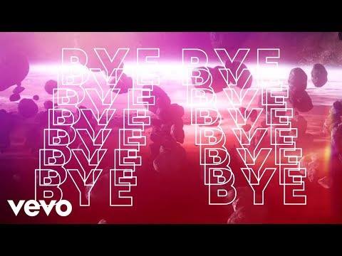 Gryffin - Bye Bye (Lyric Video) ft. Ivy Adara