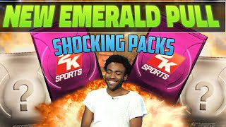 NBA 2K15 My Team Pack Opening - WOW! NEW EMERALD PULL! PS4