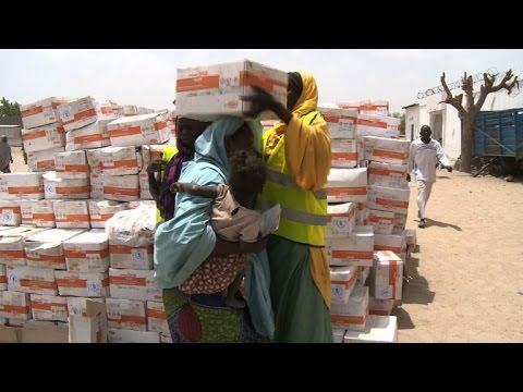 Residents in Boko Haram-hit town struggling to survive