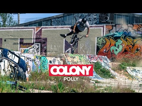 Ever entertaining on and off the bike Polly gets down on some fun spots and makes great use of all his pegs and brakes throughout this new video part. Filmed ...
