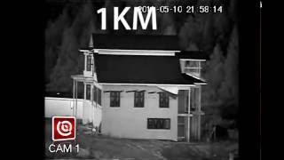 Ultra Long Range Day Night  PTZ Camera 1-5km  IR laser Infrared  surveillance  HD IP Camera