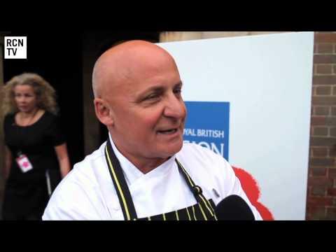 Aldo Zilli Interview - MediCinema Launch & New Cooking Show