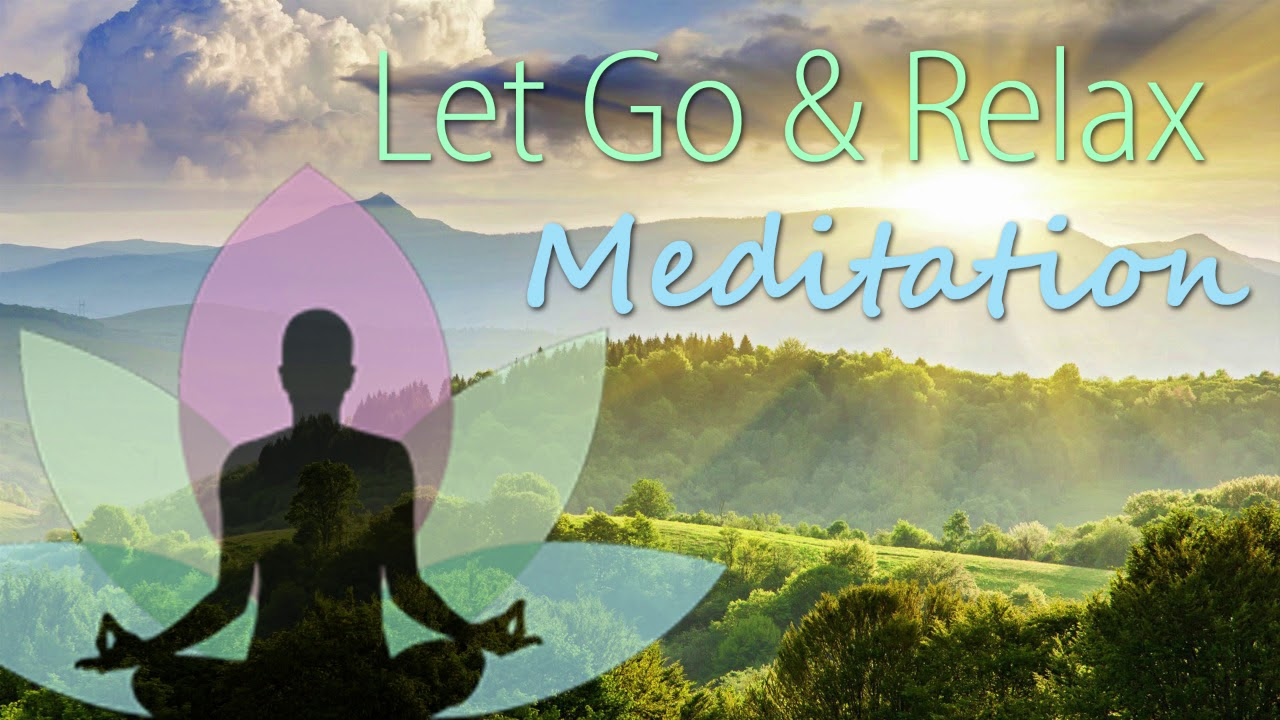 Let Go & Relax 10 Min Guided Meditation - YouTube