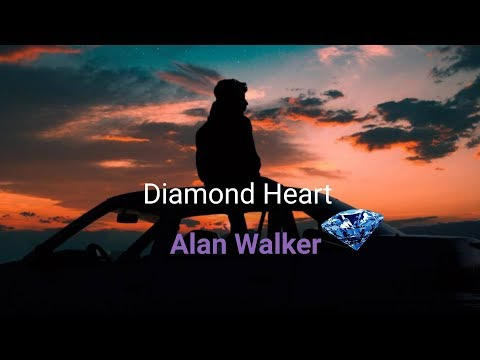 alan-walker-diamond-heart-letra-en-español