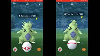 Tyranitar, Meet My Machamp Army!  Solo Duo -  No Weather Boost