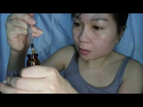 Cara meniruskan pipi chubby - Meso inject slimming wajah dirumah alias lemak pipi