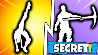 How to Unlock the SECRET Season 7 Emotes in Fortnite..