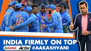 #CWC19: INDIA firmly on TOP   Castrol Activ #AakashVani