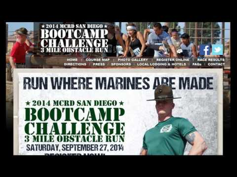 Close Up on San Diego Business Features Boot Camp Challenge