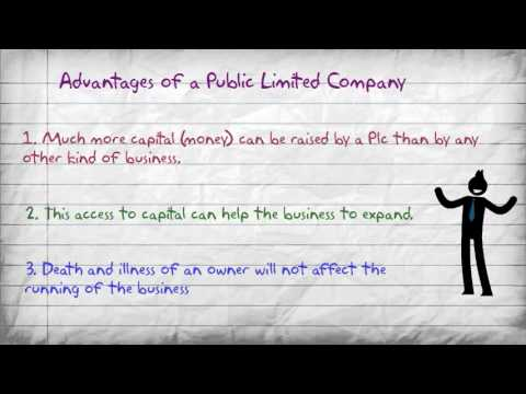 Public Limited Companies