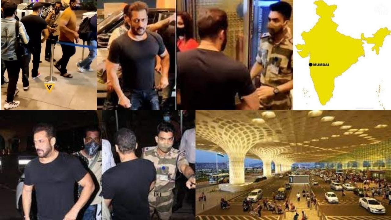 Officer who stopped Salman for routine check suitably rewarded not reprimanded: CISF