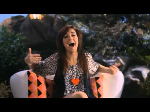 Christina Grimmie Funny Moments