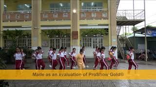 Đủ ba bước, rước bình an - Tiểu học Vĩnh Lộc 1 - huyện Bình Chánh - Thành phố Hồ Chí Minh