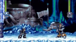 Mega Man X6: Dynamo- No Damage, Buster Only