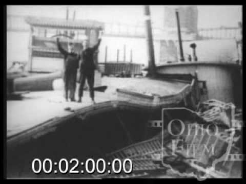 The Ohio River Ice Flood of 1918 - Part 1