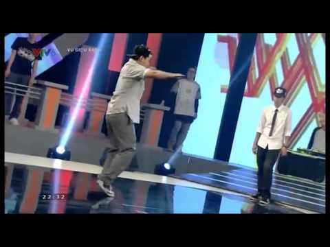 VTV6 Vũ Điệu Xanh 2014 || Nguyễn Hải Văn vs Dương Mạnh Hòa || Vòng BK Toàn Quốc Popping