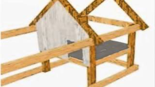 How To Build A Safe Chicken Coop-chicken Coop Plans