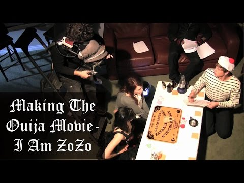Making The Ouija movie I Am ZoZo  based on a real Ouija demon