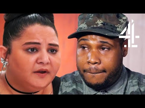 Date Doesn't Want To Split Bill Until She Hears His Heartbreaking Homeless Story | First Dates