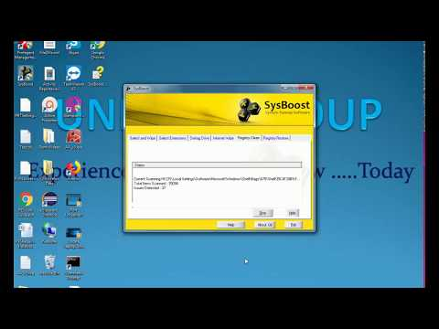 Sysboost - Best System TuneUp and Utility Software for Windows PC