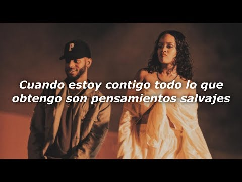 DJ Khaled ft Rihanna, Bryson Tiller  Wild Thoughts Traducida al español