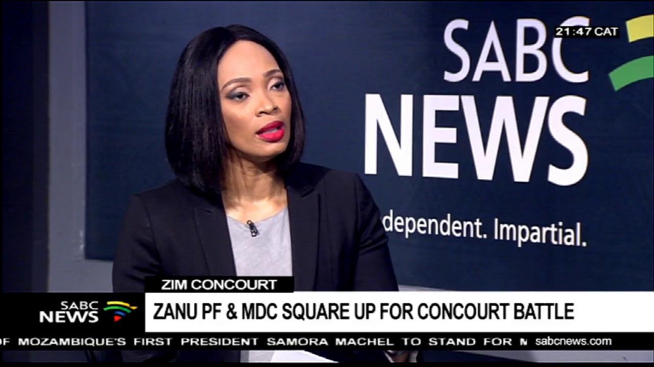 Zim ConCourt | ZANU PF & MDC square up for ConCourt battle