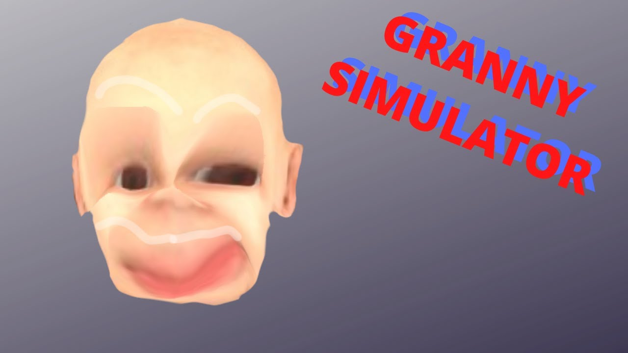 How To Give Your Granny A Concussion  Granny Simulator -8314