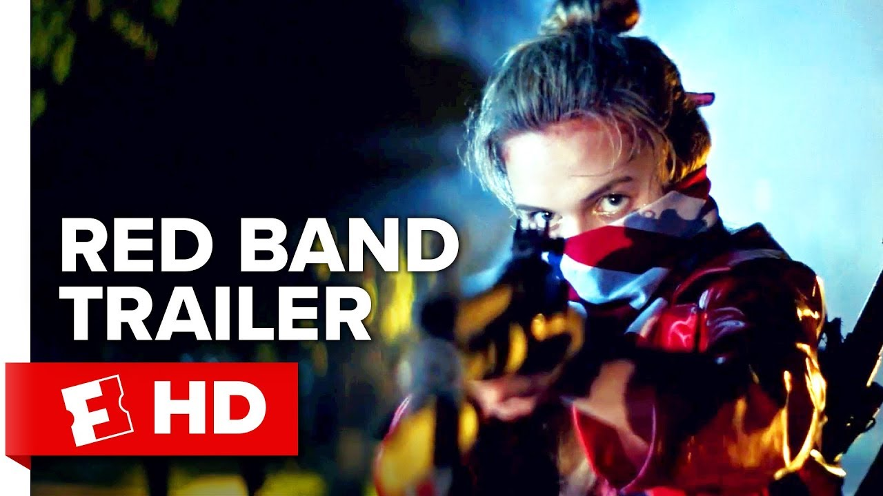 Download Assassination Nation Red Band Trailer #1 (2018) | Movieclips Trailers