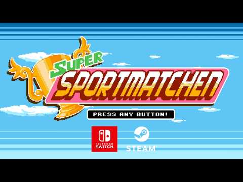 Super Sportmatchen Launch Trailer