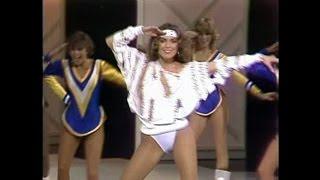 Video CATHERINE BACH & THE NFL RAMS CHEERLEADERS (1984) download MP3, 3GP, MP4, WEBM, AVI, FLV Oktober 2018