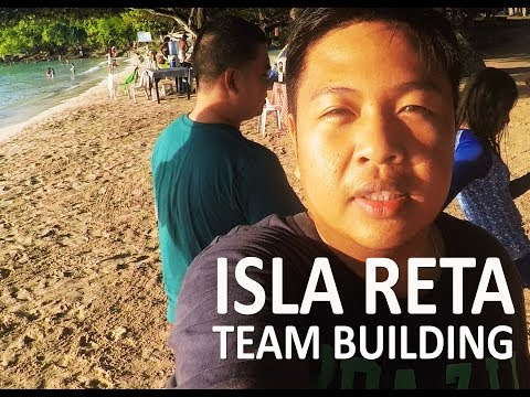 VLOG 1 (Going to ISLA RETA with TOYOTA TAGUM TM's)