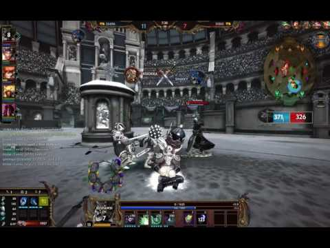 видео: smite: Арена - ah puch. Как зажать врага в фонтане.