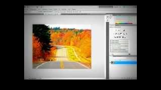 Видеоурок по созданию фотоколложа в PhotoShop cs5