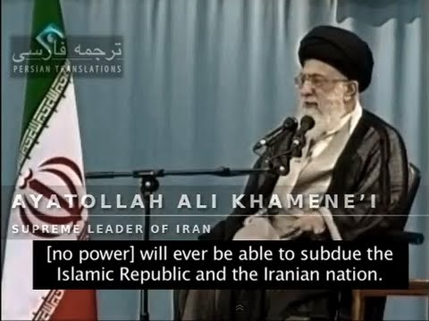 Iran - The Greatest Threat to Western Civilization