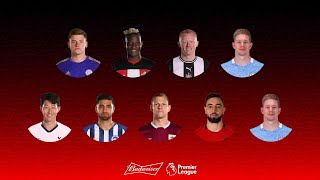Premier League Goal of the Season nominations