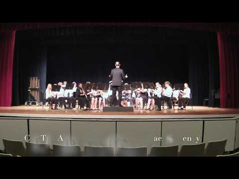 2021 Bay Minette Middle School Symphonic Band Music Performance Assessment