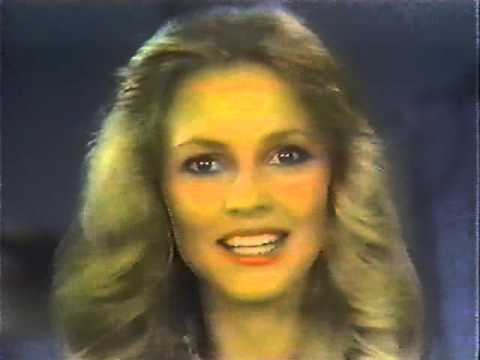 Cheryl Ladd for Ultra Brite 1977 TV commercial
