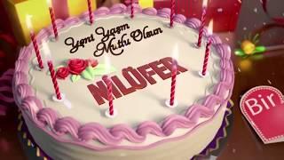 İyi ki doğdun NİLÜFER - İsme Özel Doğum Günü Şarkısı
