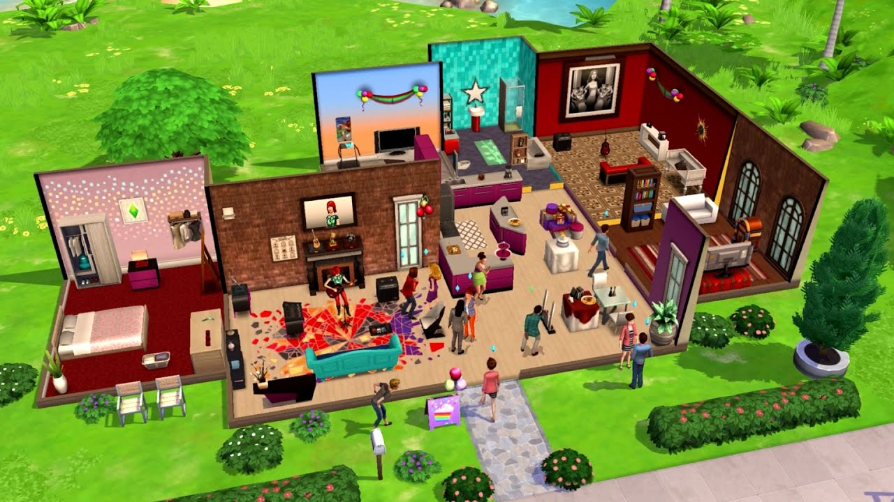 the sims mobile android