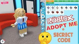 Roblox Adopt Me Dress Up Update + Secret Adopt Me Code