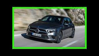 New Mercedes A-Class 2018 review