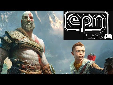God of War (PS4) - Let's Play & Chat