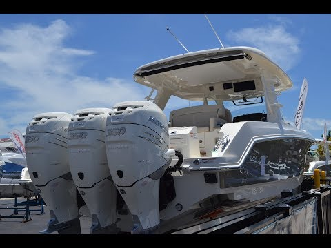 2018 Boston Whaler 350 Realm 60th Anniversary For Sale At MarineMax Naples Yacht Center